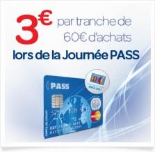 Carrefour banque journ e pass 3 par tranche de 60 d for Garage ad angers st serge